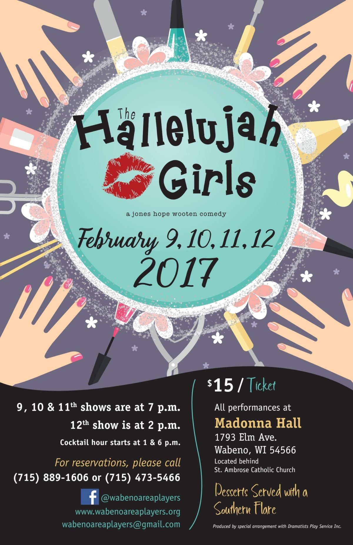 The Hallelujah Girls