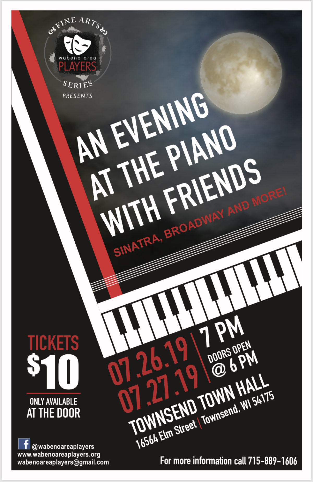 An Evening at the Piano with Friends