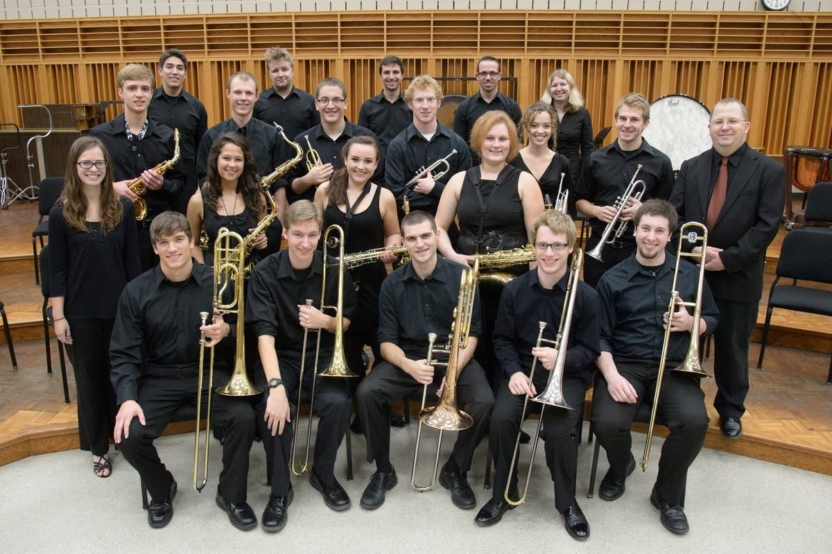 UW-Oshkosh Jazz Ensemble to Perform in Wabeno Area Players Fine Arts Series